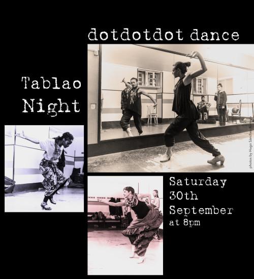 tablao night web