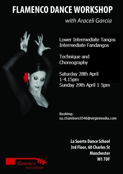 Dance Workshop Apr18